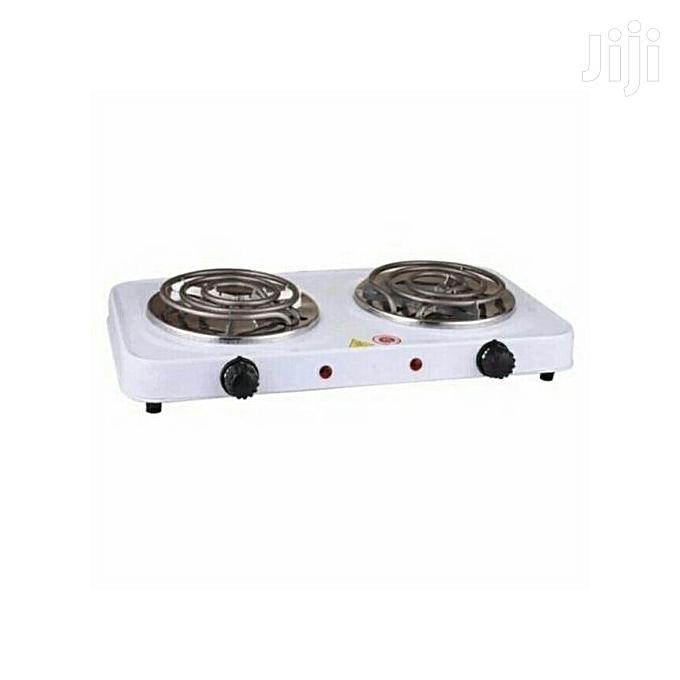 Double Electric Hotplate Cooker | Kitchen Appliances for sale in Nairobi Central, Nairobi, Kenya