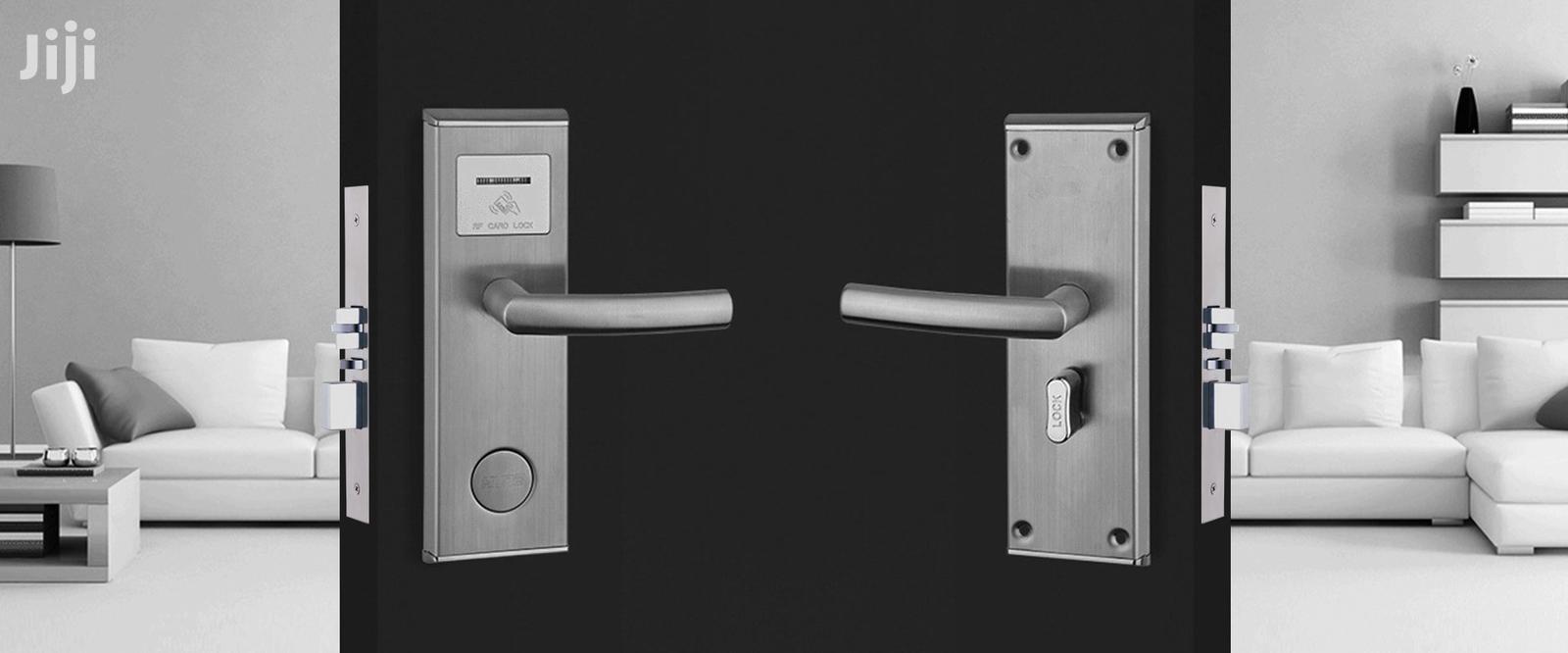 Archive: Electronic Keycard RFID Locks