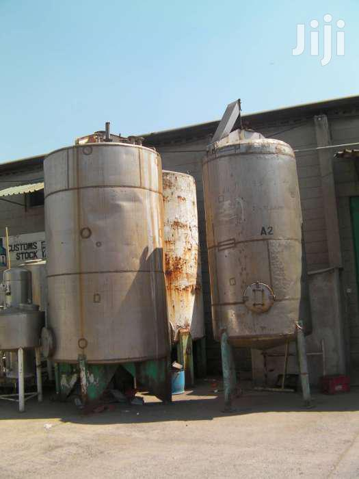 Stainless Steel Tanks | Heavy Equipment for sale in Kwa Reuben, Nairobi, Kenya