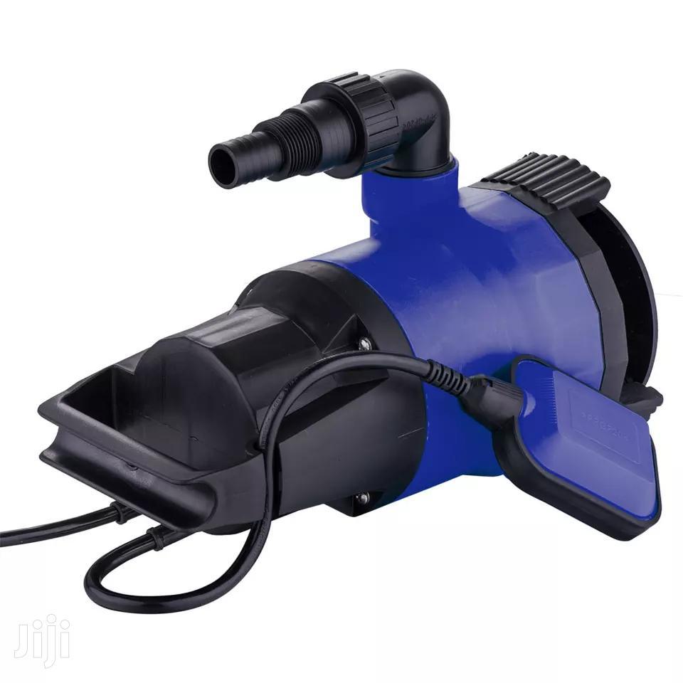 Submersible Pump 750W 13500L/H Plastic Water Black & Blue Mini Pump. | Plumbing & Water Supply for sale in Nairobi Central, Nairobi, Kenya