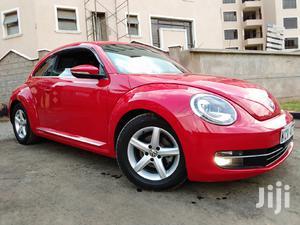 Volkswagen Beetle 2012 1.2 TSI Red