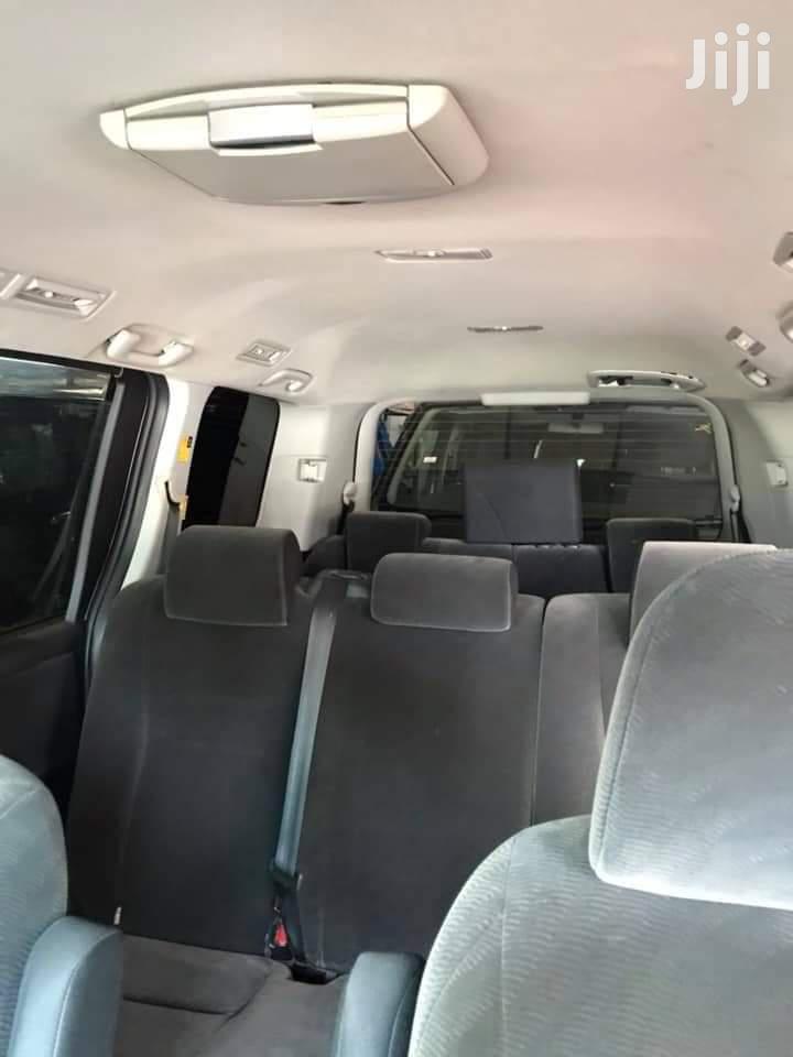 Toyota Voxy 2013 White | Buses & Microbuses for sale in Ziwa la Ngombe, Nyali, Kenya