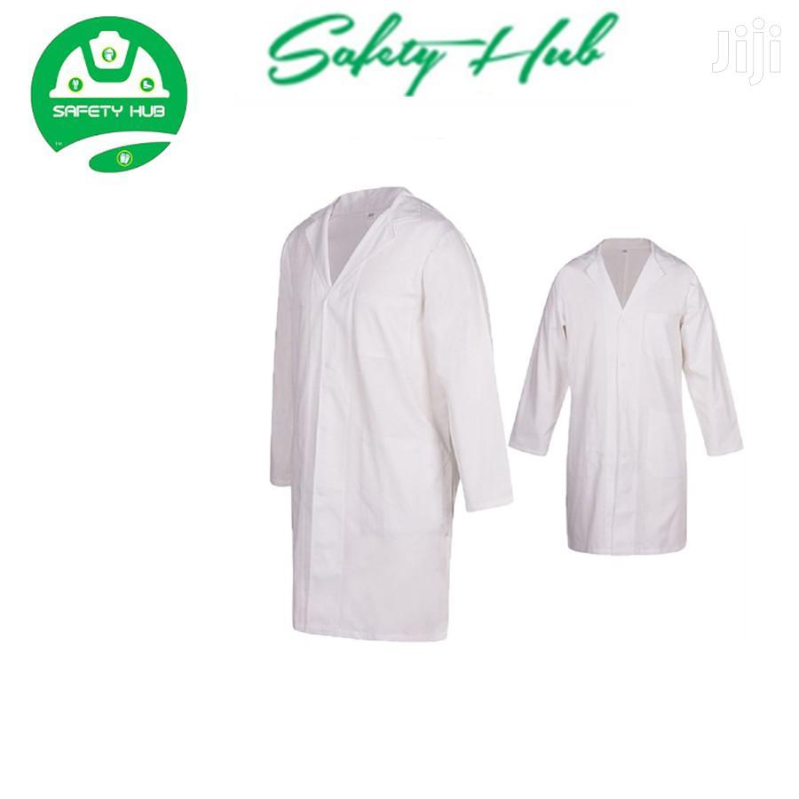 White Dust Coats Lab Coats