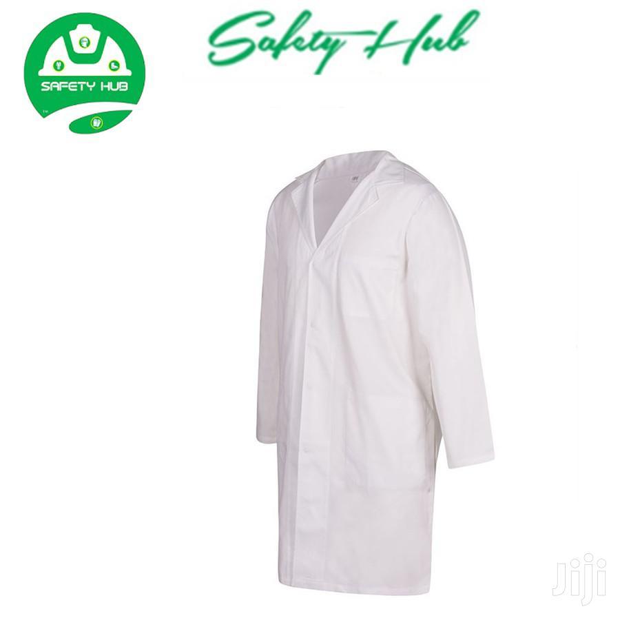 White Dust Coats Lab Coats | Medical Equipment for sale in Nairobi Central, Nairobi, Kenya
