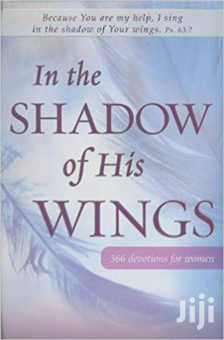 In The Shadow Of His Wings-nina Smit