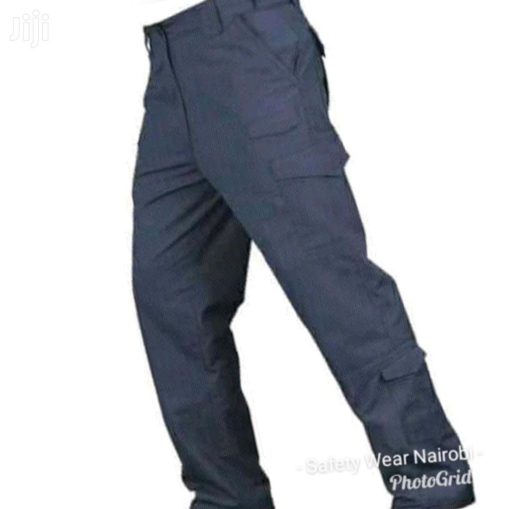 Archive: Security Trousers