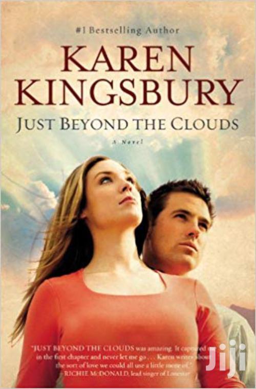 Just Beyond The Clouds -karen Kingsbury