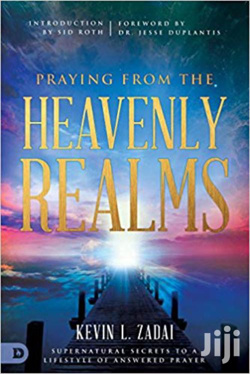 Praying From Heavenly Realms - Kevin Zadai