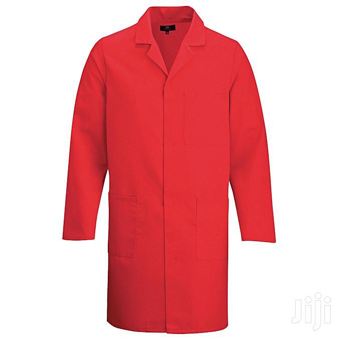 Dust Coats- Red | Clothing for sale in Nairobi Central, Nairobi, Kenya