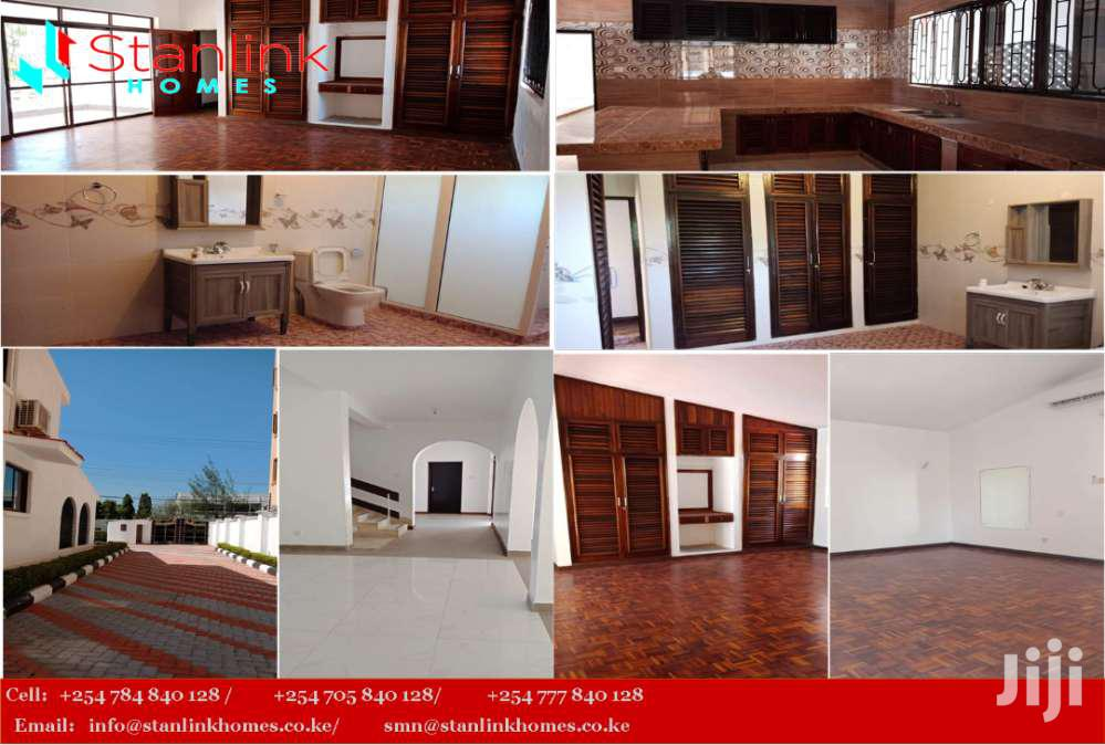Own Compound 4 Bedroom Maisonette To Let, Nyali   Houses & Apartments For Rent for sale in Nyali, Mombasa, Kenya