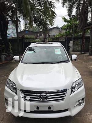 Toyota Vanguard 2013 White | Cars for sale in Nyali, Ziwa la Ngombe