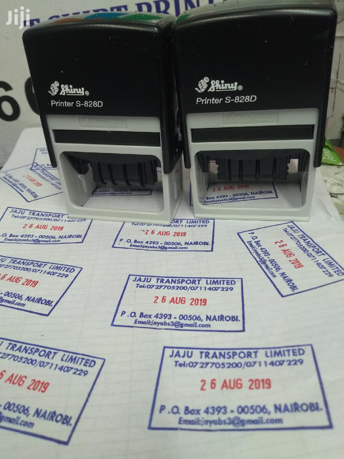 Rubber Stamps And Company Seal | Stationery for sale in Nairobi Central, Nairobi, Kenya