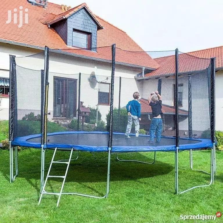 Archive: 12ft Funports Trampolines