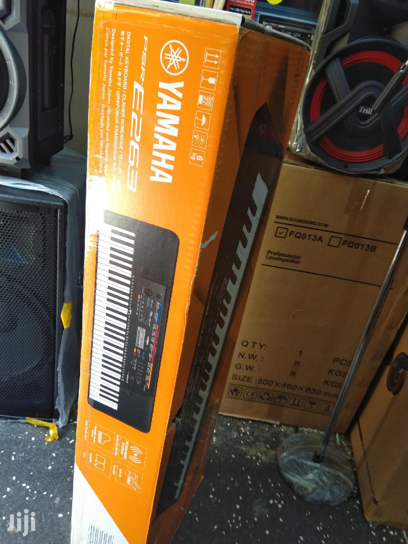 Yamaha Keyboard Psre263