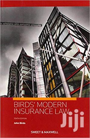Birds' Modern Insurance Law- John Birds   Books & Games for sale in Nairobi, Nairobi Central