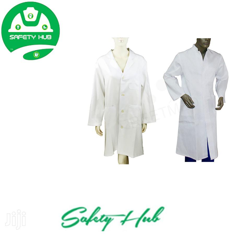 White Dust Coats/ Lab Coats | Medical Equipment for sale in Nairobi Central, Nairobi, Kenya