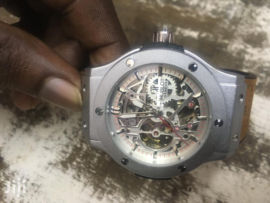 Quality Hublot Silver | Watches for sale in Nairobi Central, Nairobi, Kenya