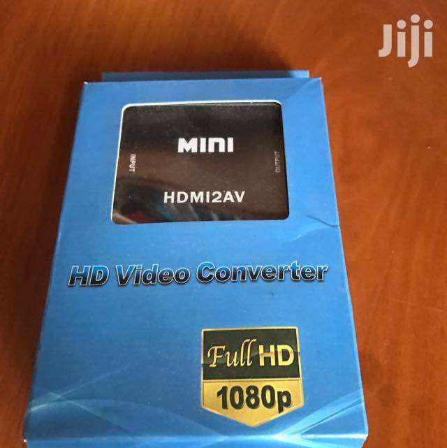 HDMI TO AV HD Video Converter HDMI2AV Adapter | Accessories & Supplies for Electronics for sale in Nairobi Central, Nairobi, Kenya
