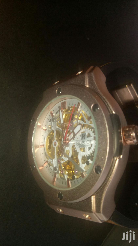Rosegold Hublot Skeleton   Watches for sale in Nairobi Central, Nairobi, Kenya