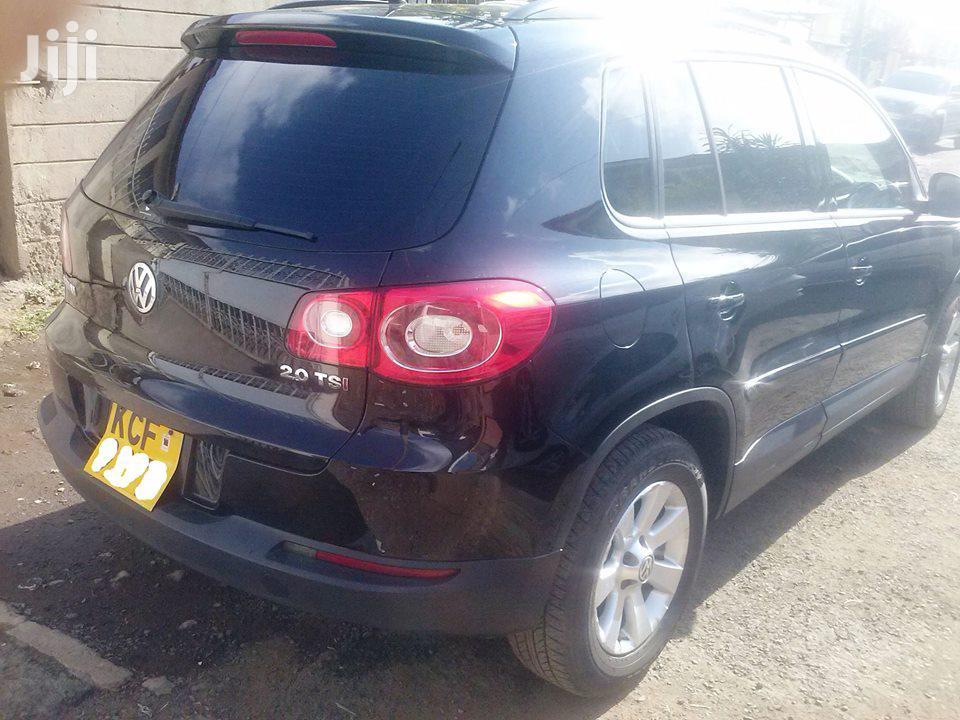 Volkswagen Tiguan 2009 2.0 SE Black | Cars for sale in Nairobi South, Nairobi, Kenya