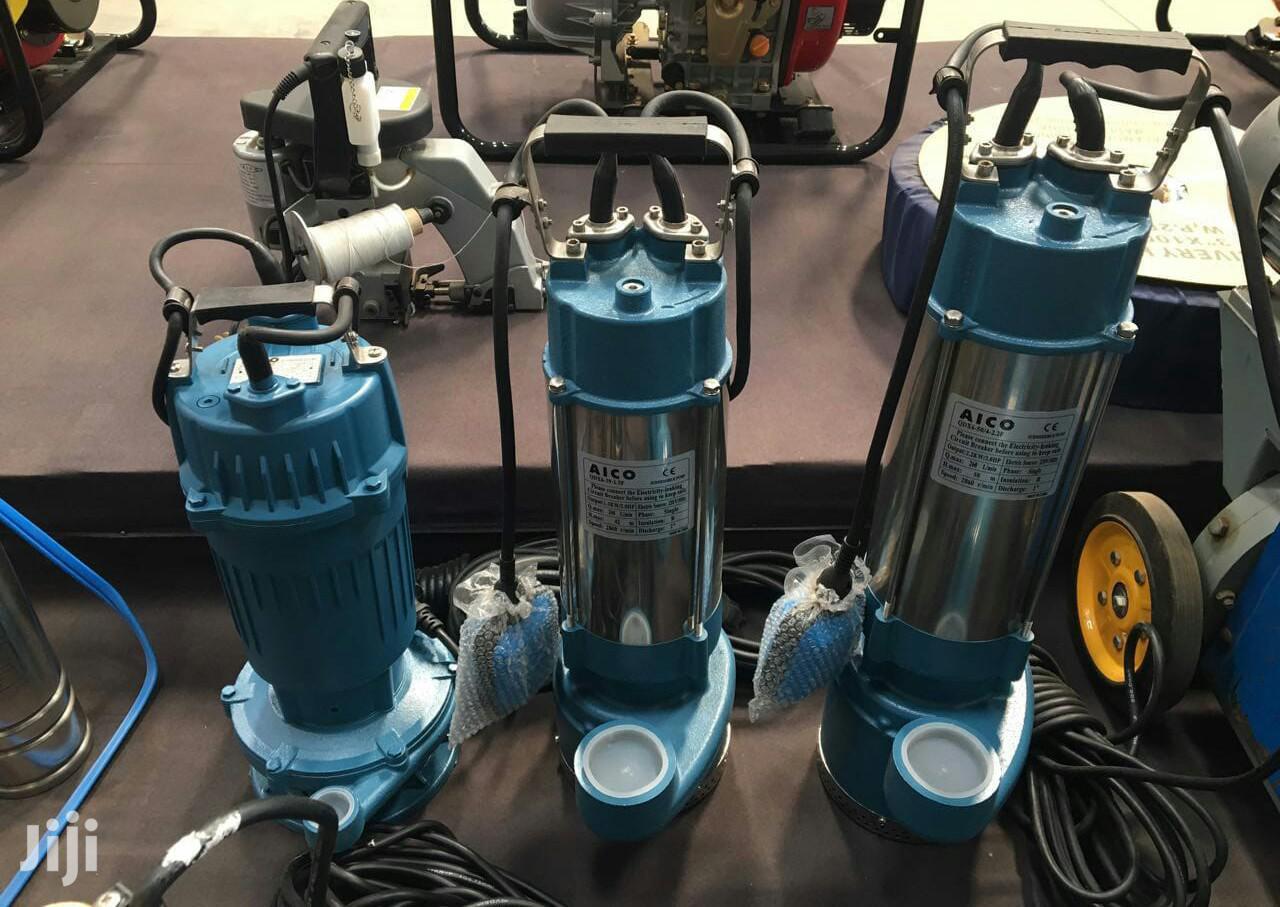 Brand New Aico Submersible Pump 1.5hp