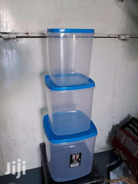 Storage Container/Cereal Container