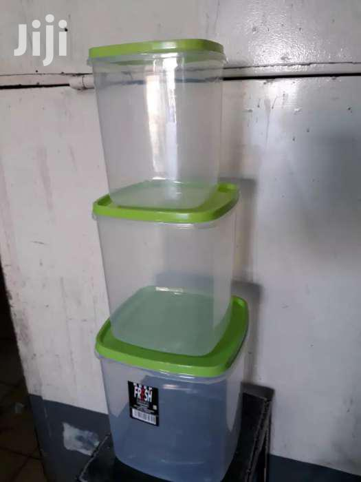 Storage Container/Cereal Container | Kitchen & Dining for sale in Nairobi Central, Nairobi, Kenya
