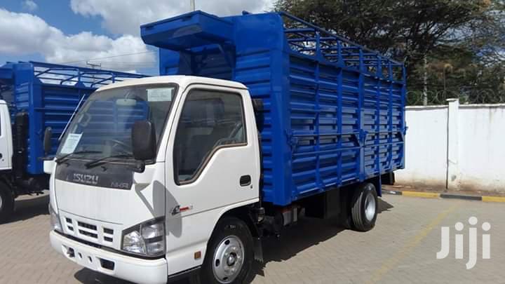 New Isuzu NKR Truck,180,000 Deposit Only,2 Months Grace Period