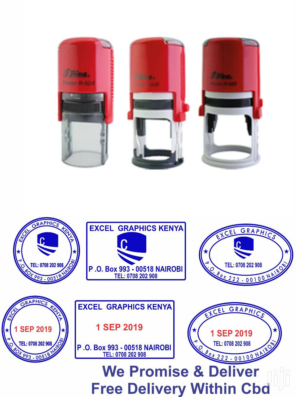 Rubber Stamps And Company Seal
