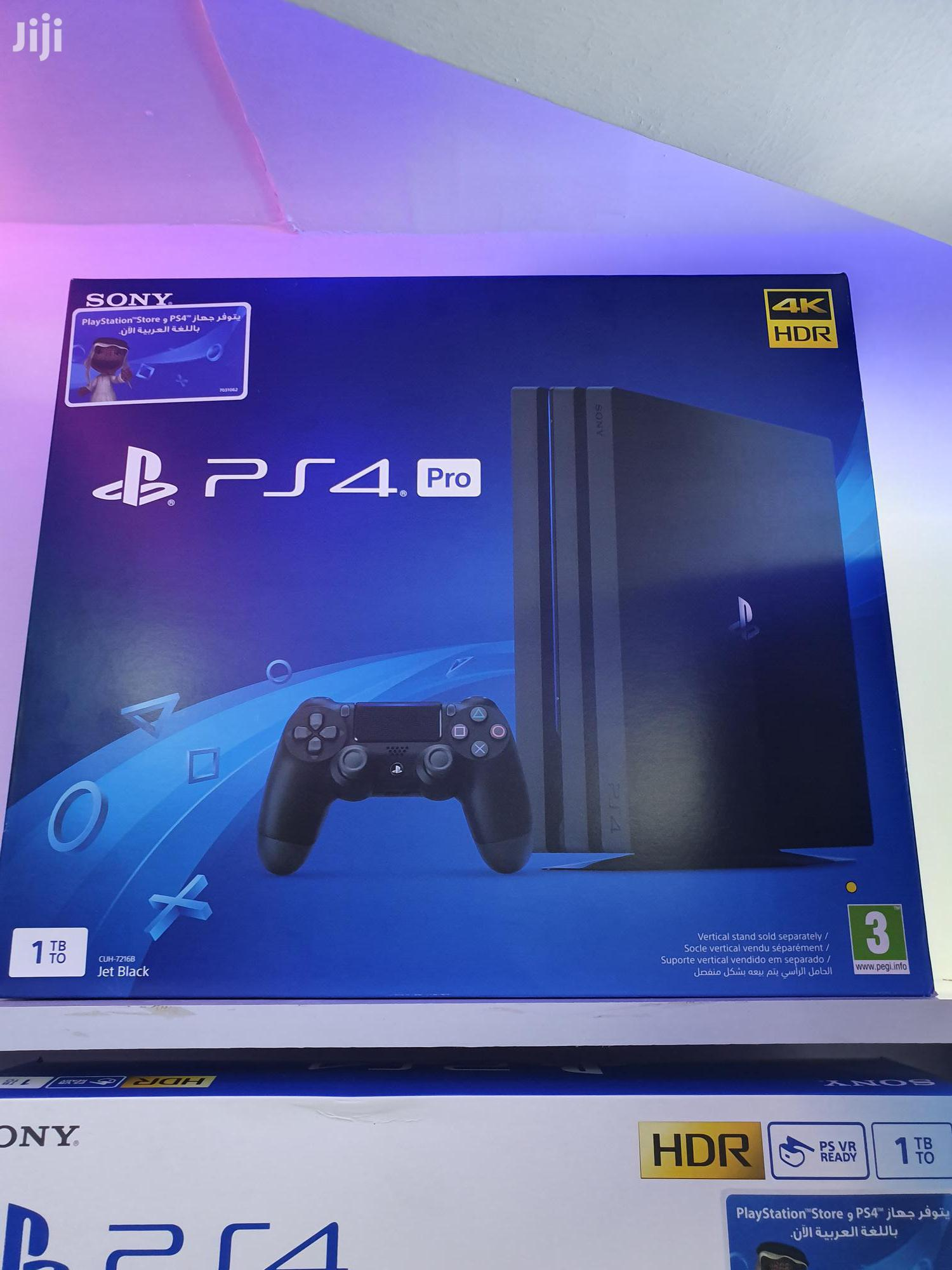Ps4 Pro New Sealed