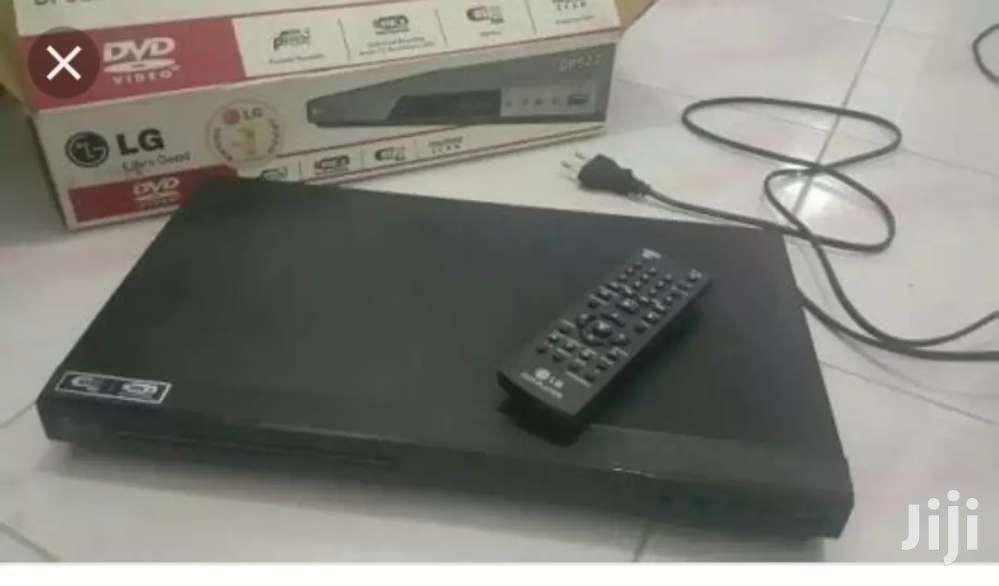 LG DVD Player DP522 (Still New)   TV & DVD Equipment for sale in Market Milimani, Kisumu, Kenya