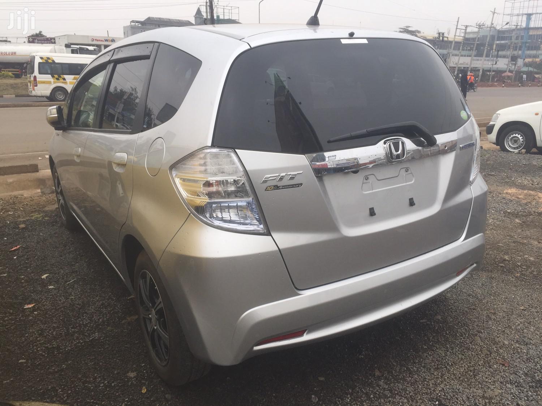 Honda Fit 2012 Silver | Cars for sale in Kilimani, Nairobi, Kenya