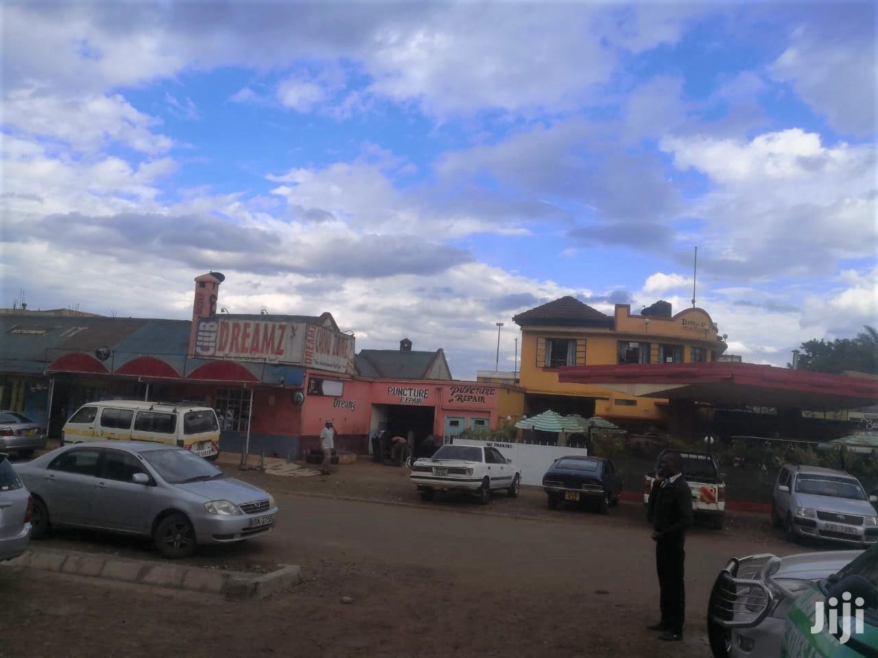 Archive: Prime 3/4 Acre Commercial Plot in Nyeri CBD Kimathi Street