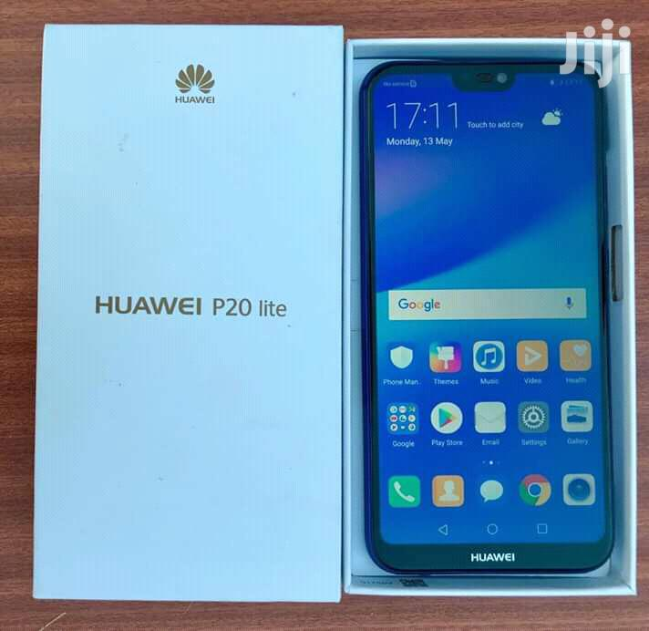 New Huawei P20 64 GB Blue