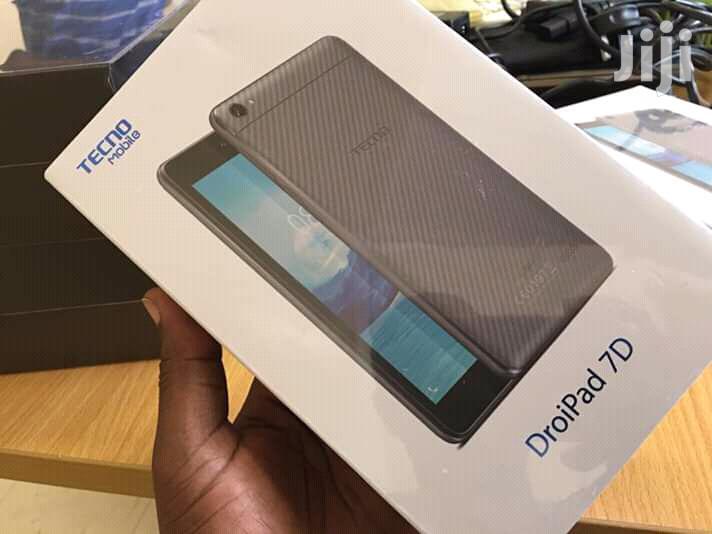 New Tecno DroidPad 7E 16 GB Silver | Tablets for sale in Kilimani, Nairobi, Kenya