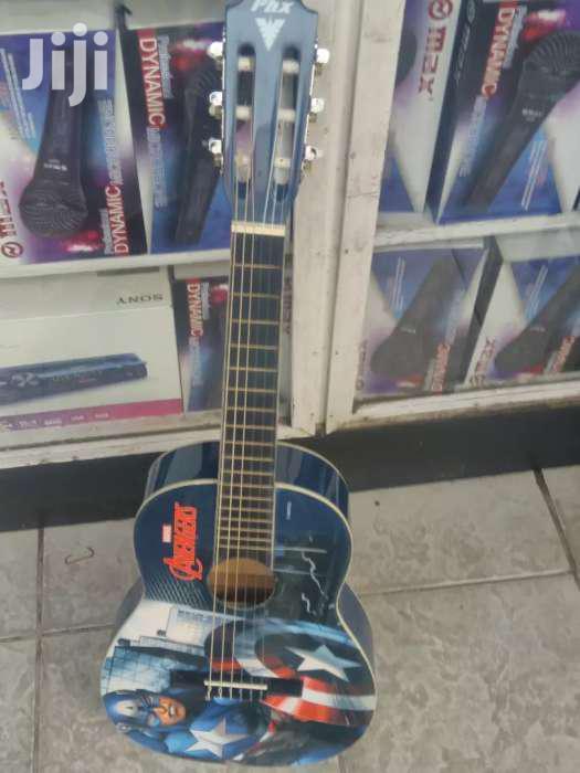 Spanish Classical Guitar USA