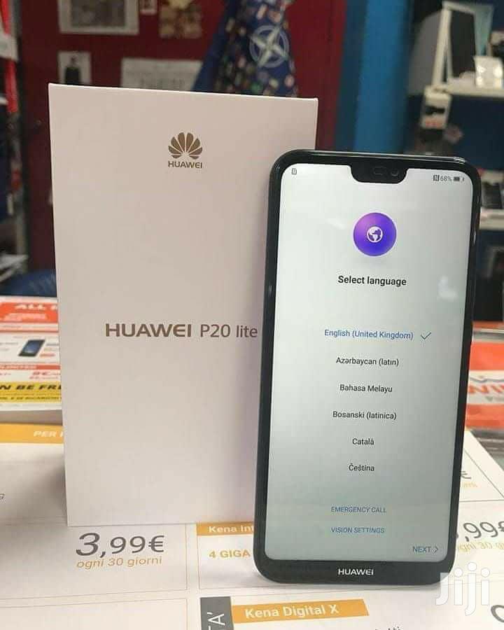 New Huawei P20 64 GB Blue   Mobile Phones for sale in Kilimani, Nairobi, Kenya