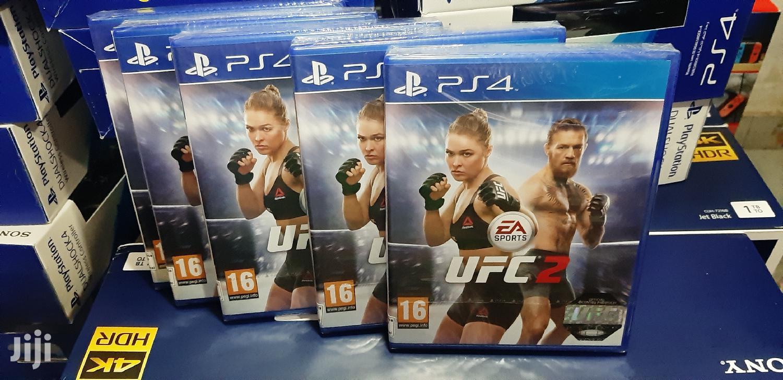 New UFC 2 Ps4