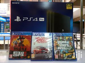 PS4 Pro 4K HDR Available Brand New And Sealed In A Shop | Video Game Consoles for sale in Nairobi, Nairobi Central