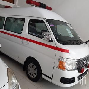 Nissan Caravan 2012 White   Buses & Microbuses for sale in Mombasa, Mvita