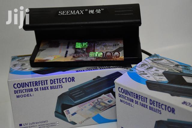 Counterfeit Money Detector | Store Equipment for sale in Nairobi Central, Nairobi, Kenya