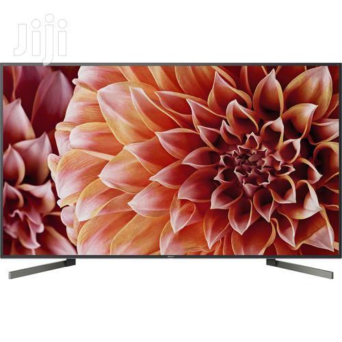 Sony X900F Series 75 Inches Class HDR UHD Smart LED TV | TV & DVD Equipment for sale in Nairobi Central, Nairobi, Kenya