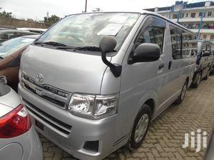 Toyota Hiace 2012 Silver | Buses & Microbuses for sale in Mombasa, Ganjoni