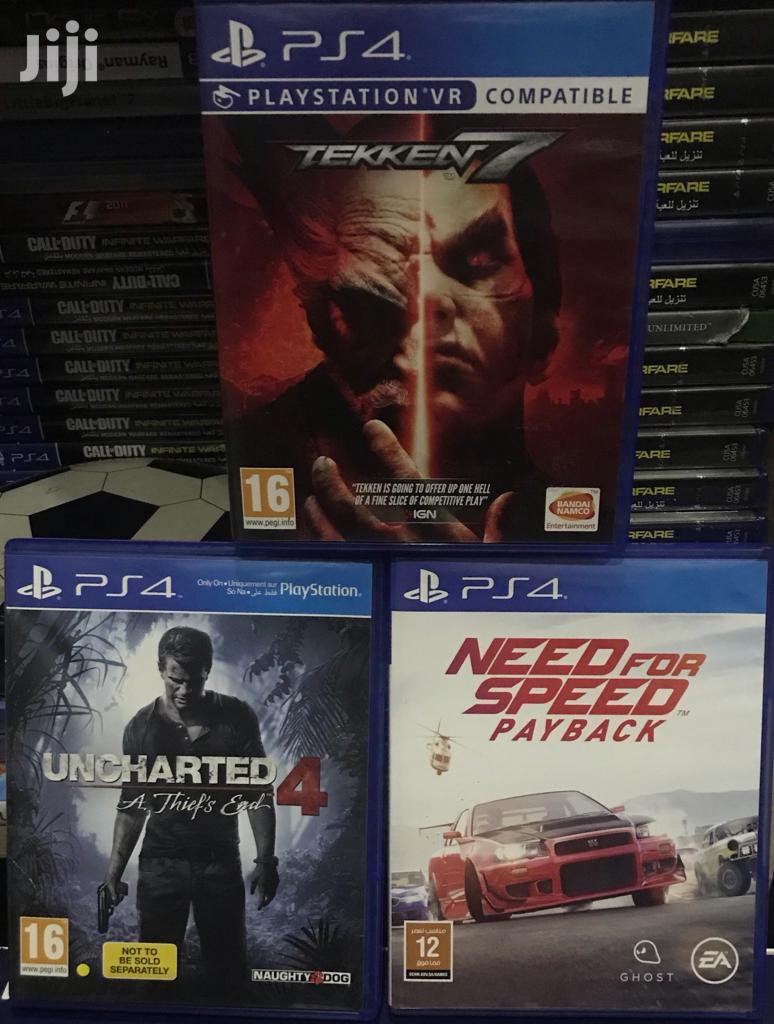 Nfs Need For Speed Payback Ps4