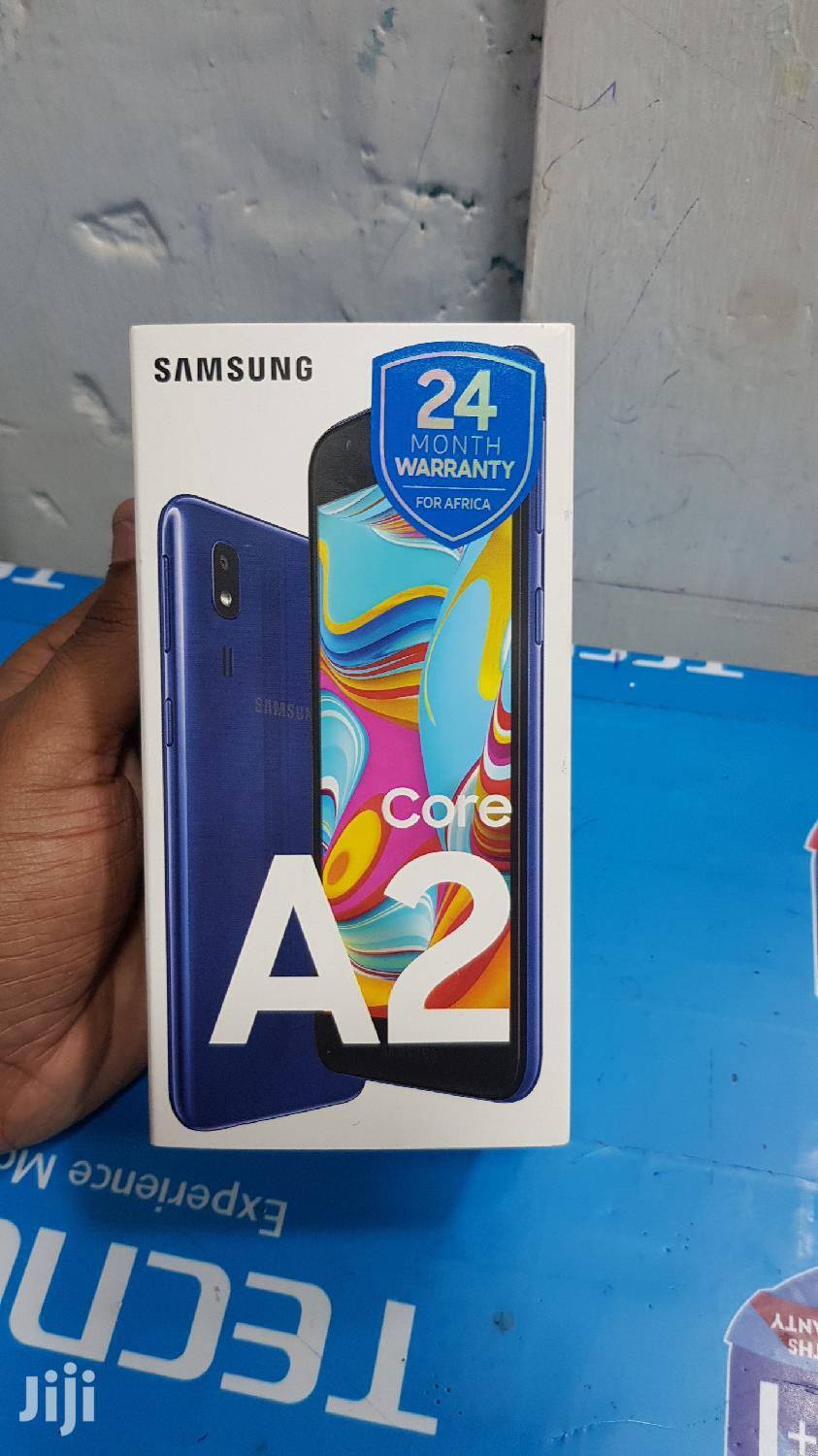 Archive: New Samsung Galaxy A2 Core 16 GB