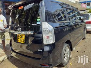 New Toyota Voxy 2012 Black | Buses & Microbuses for sale in Mombasa, Mvita