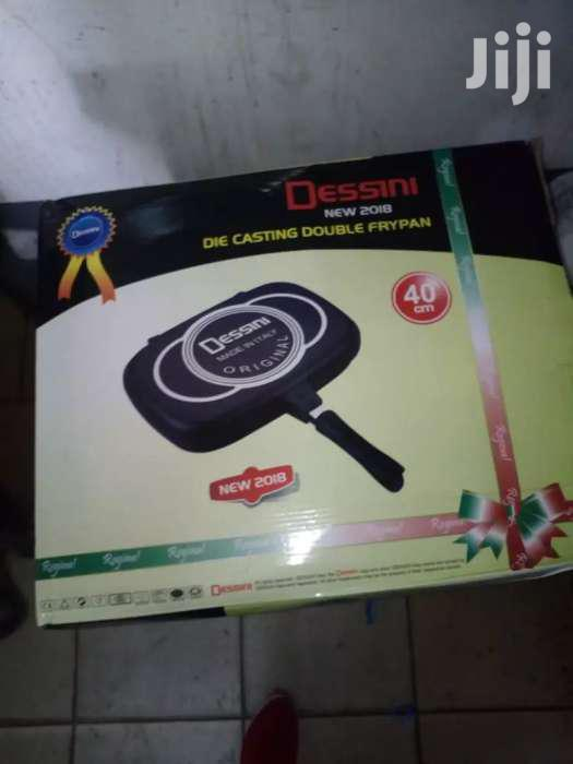 Desini Double Pan/ 40cm Grill Double Pan