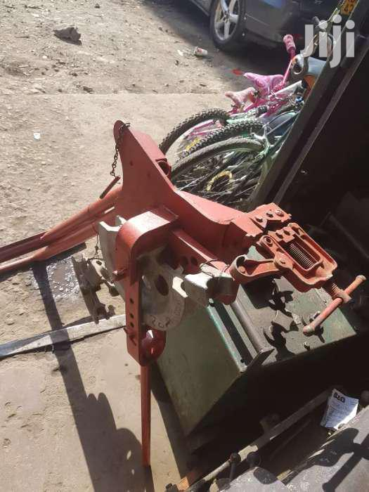 Archive: Ex Uk Pipe Bedding Machine
