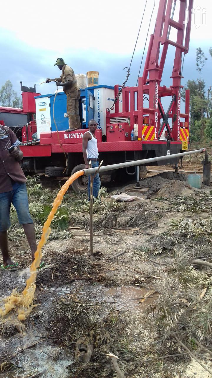 Borehole Hydrogeological Services | Building & Trades Services for sale in Menengai West, Nakuru, Kenya
