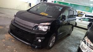 Toyota Voxy 2012 Black | Cars for sale in Mombasa, Tudor